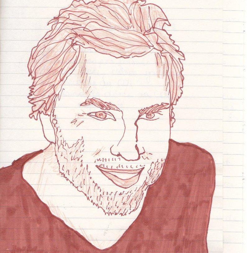 Alexandre Plank dessin