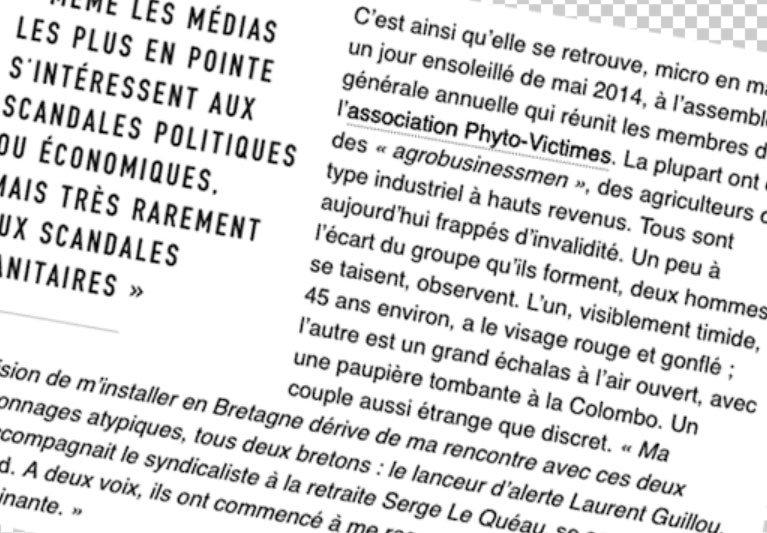 article journal Breton réalisation Inès Léraud Kub