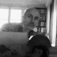 auto portrait Alain Michard nb