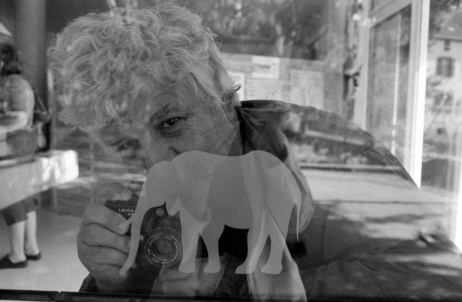 autoportrait Guy Le Querrec KuB