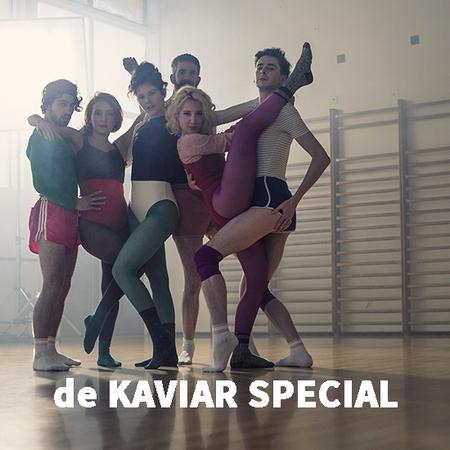 Back to school - kaviar special