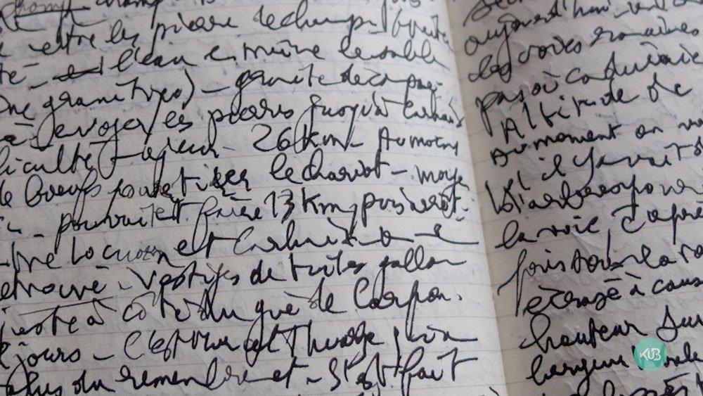 carnets note alexis gloaguen