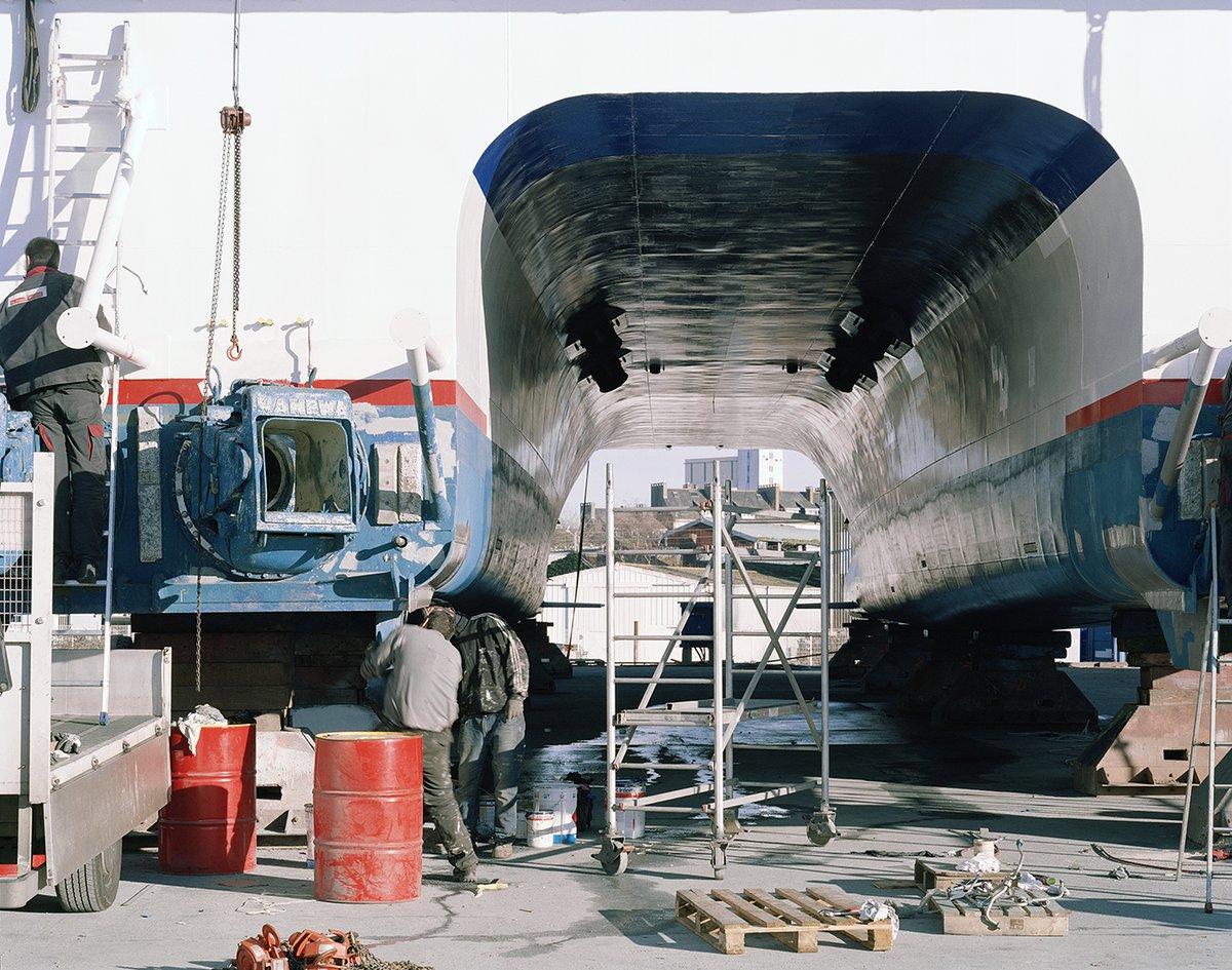 chantier Lorient