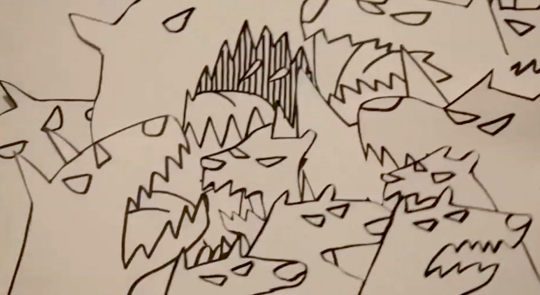 clip Rompi - Taraf Dilo - chien loups