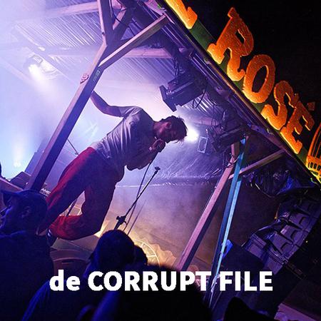 Night commando - Corrupt File