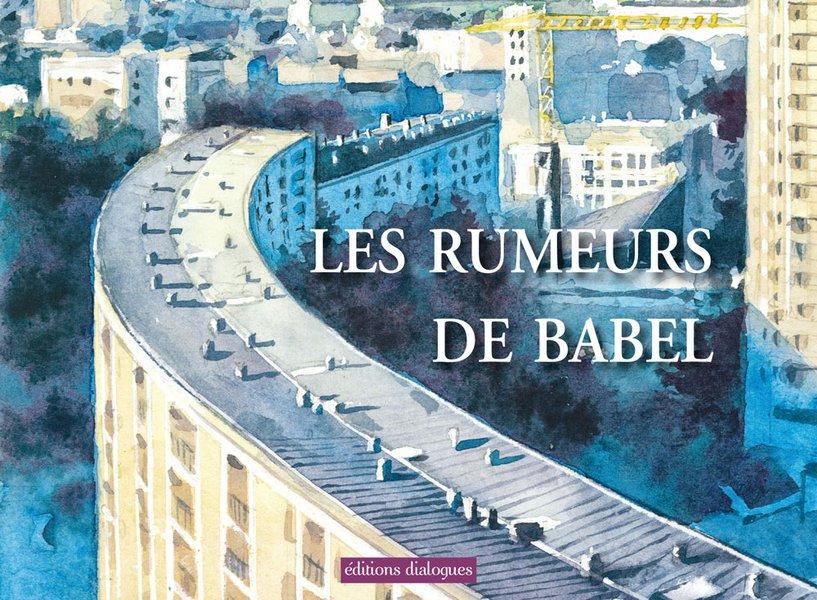 couverture livre les rumeurs de Babel KuB