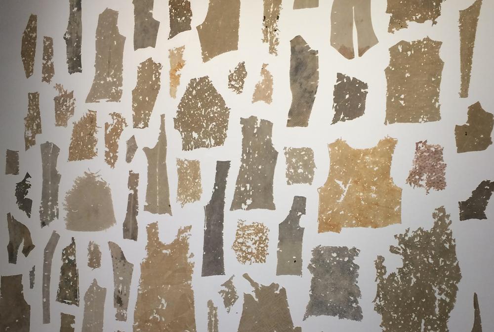 Décompositions plastiques - Cécile Borne exposition Lorient