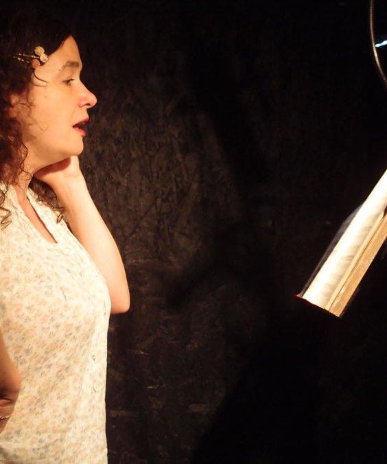 enregistrement voix J Curatol ©micro-sillons