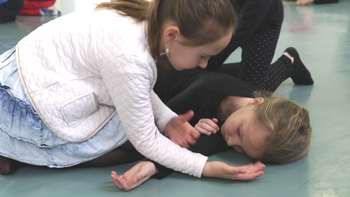 entre en danse repetition spectacle enfant