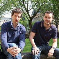 Erwan Le Guillermic et David Morvan