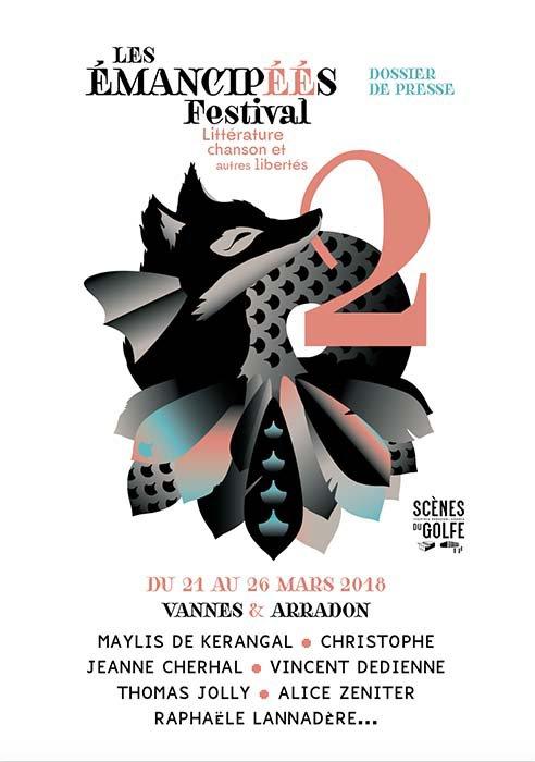 festival les émancipéés à Vannes