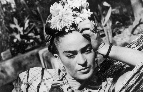 Frida Kahlo Mistress bomb h
