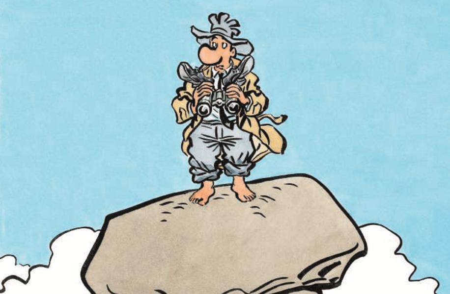 jack-palmer-en-bretagne René petillon