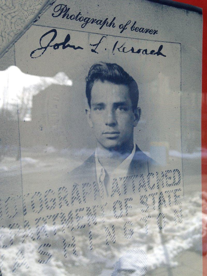 jack kerouac portrait