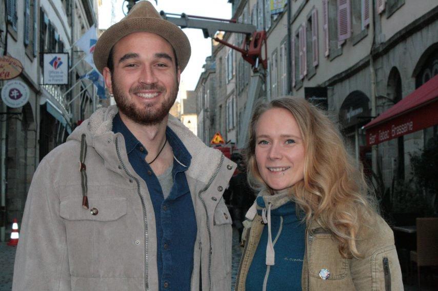 joachim et Maud réalisateur mon costume glazik