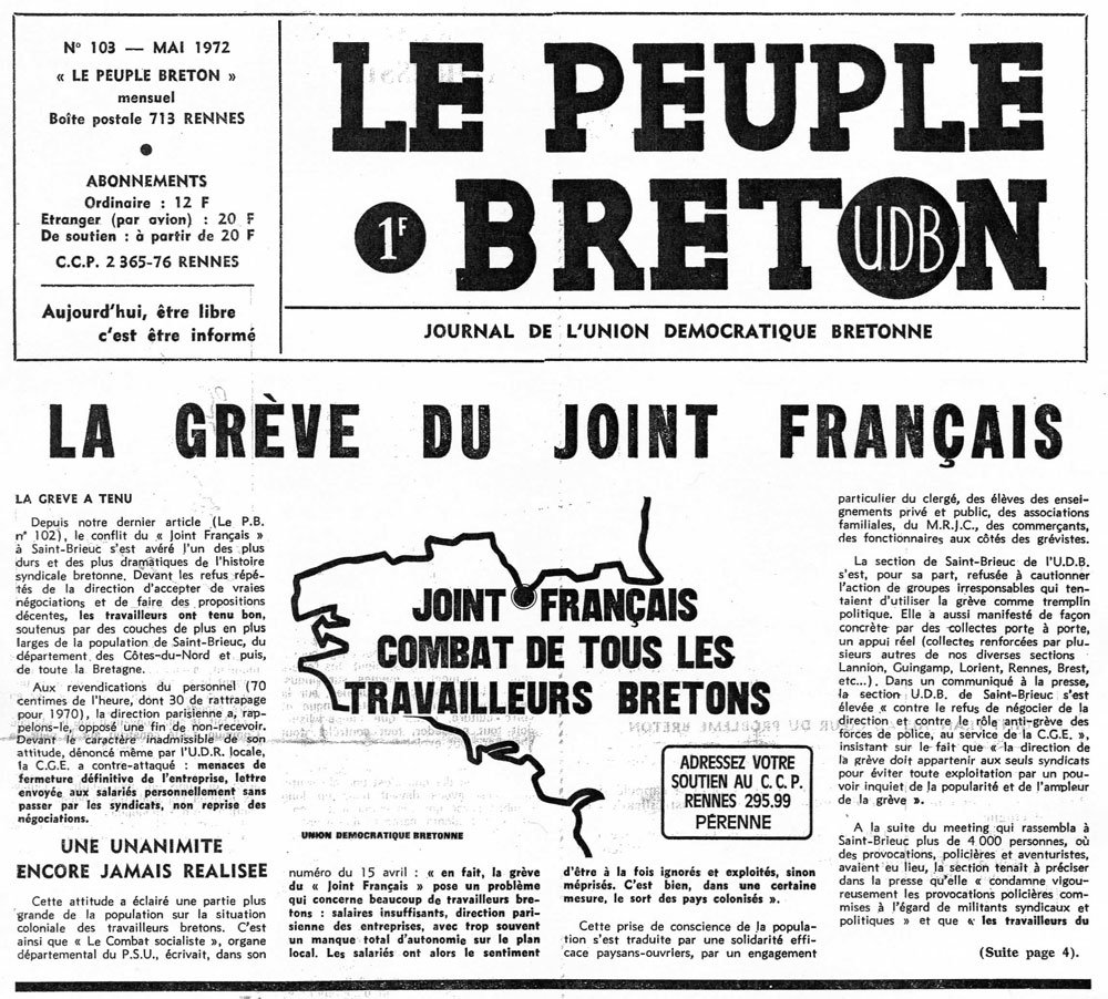 le peuple breton