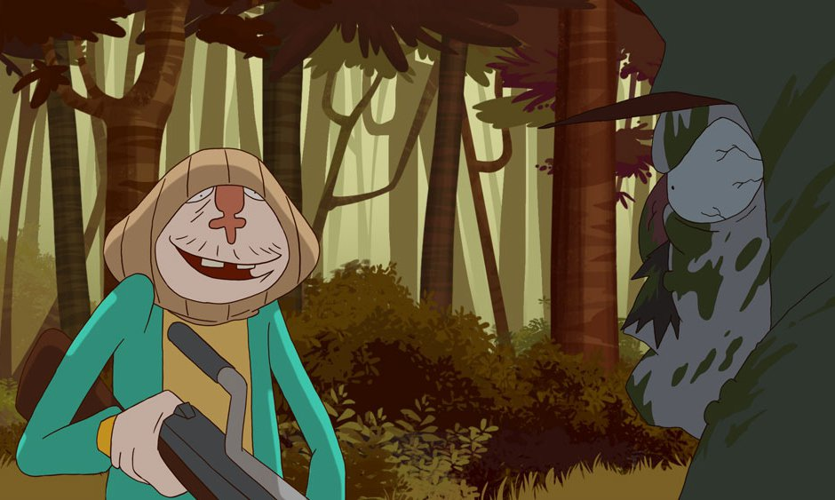 Le bien chasser en forêt
