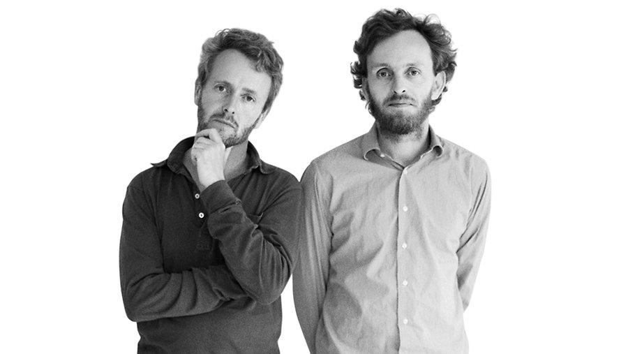 Les frères Ronan Erwan Bouroullec