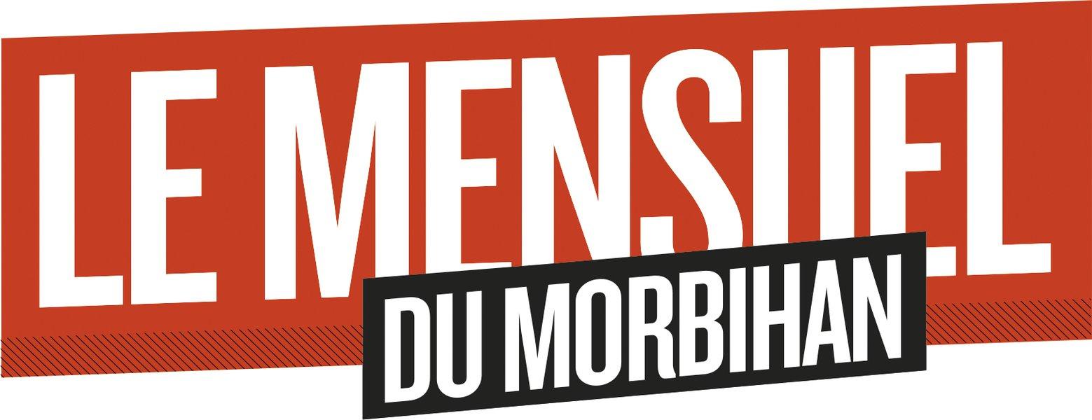 logo le mensuel du morbihan