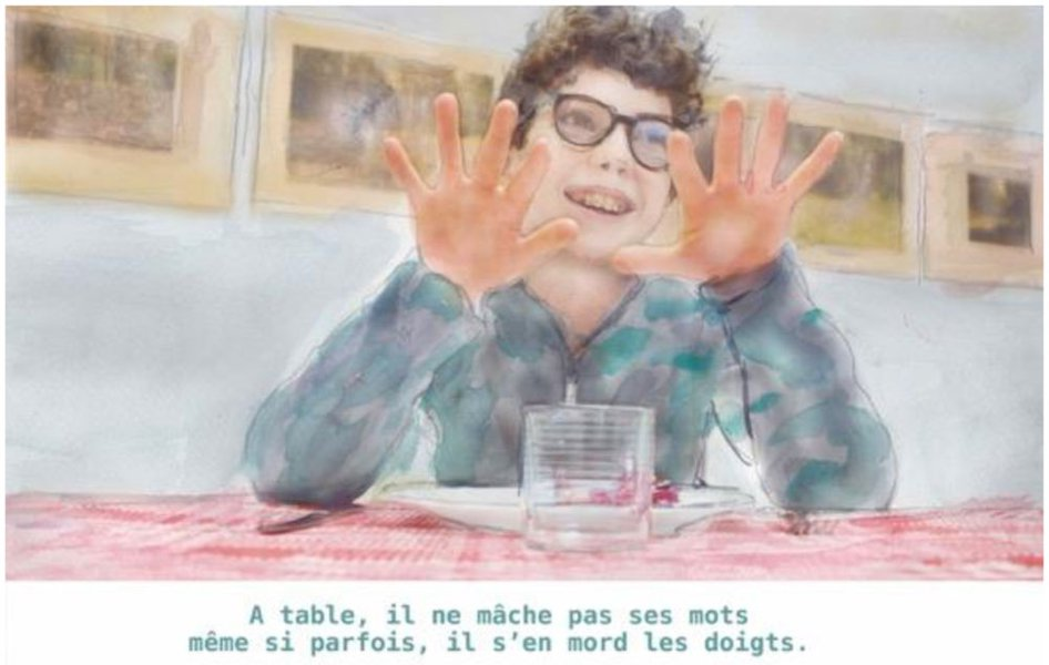 ma place a table