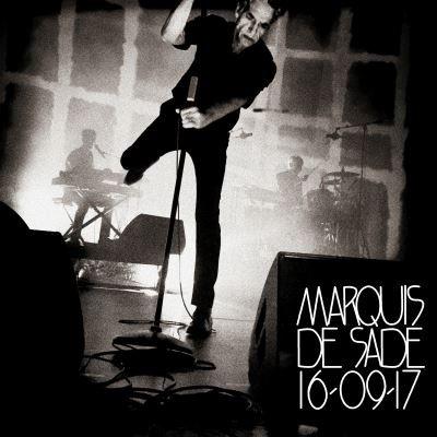 Marquis de Sade Live 16 09 2017