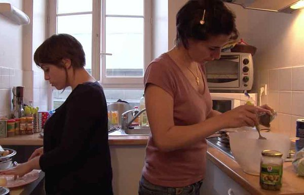 Pascaline et Klara