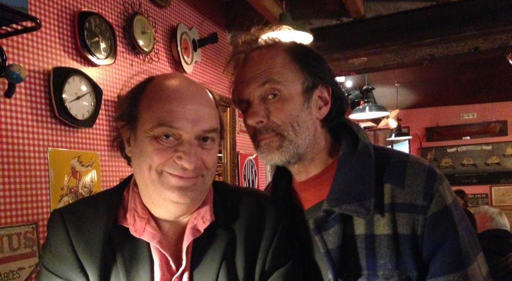 photo Gérard Alle et Sylvain Bouttet