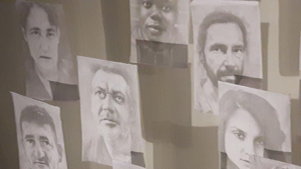 portrait compagnons d'ulysse par ingrid fariasa