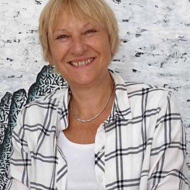 portrait Béatrice BESCOND peintre