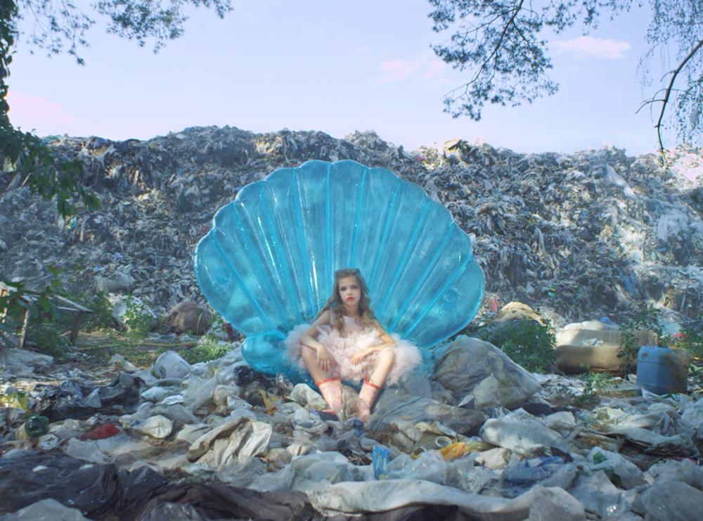 Princesse au milieu des ordures - clip Al Cheick mat