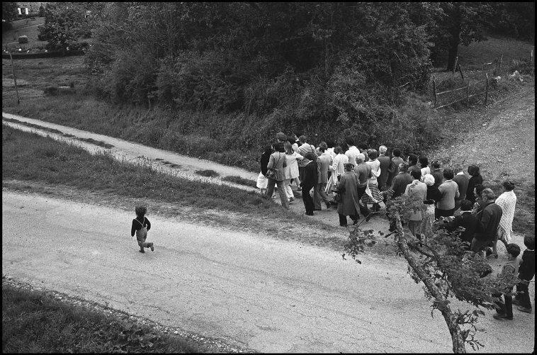 procession Guy Le Querrec KuB