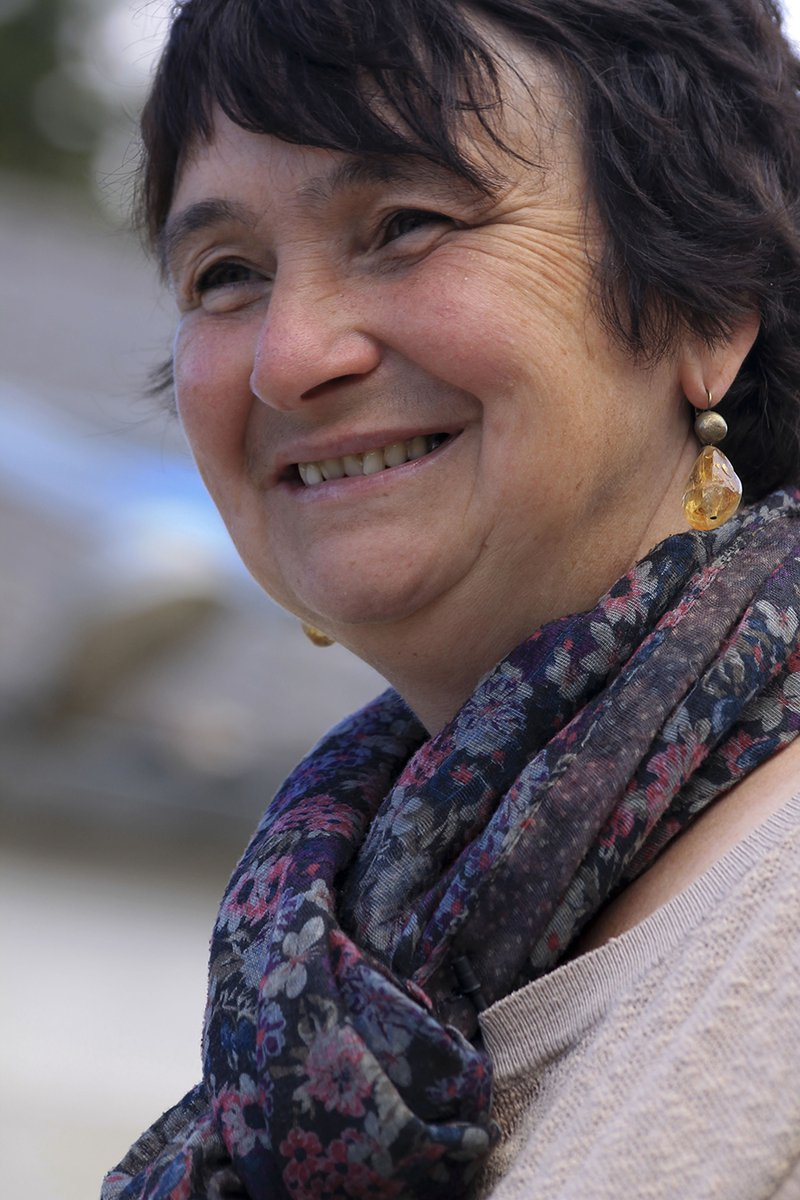 Soazig Daniellou réalisatrice des sabots électriques