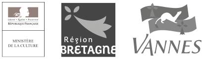 Soutiens merci Région Bretagne DRAC Vannes