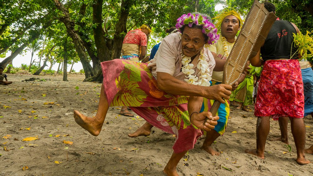 Habitants Nous Tikopia