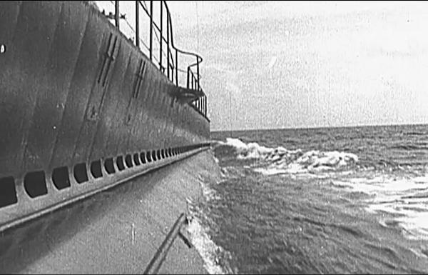 L'affaire du sous marin rouge Brest