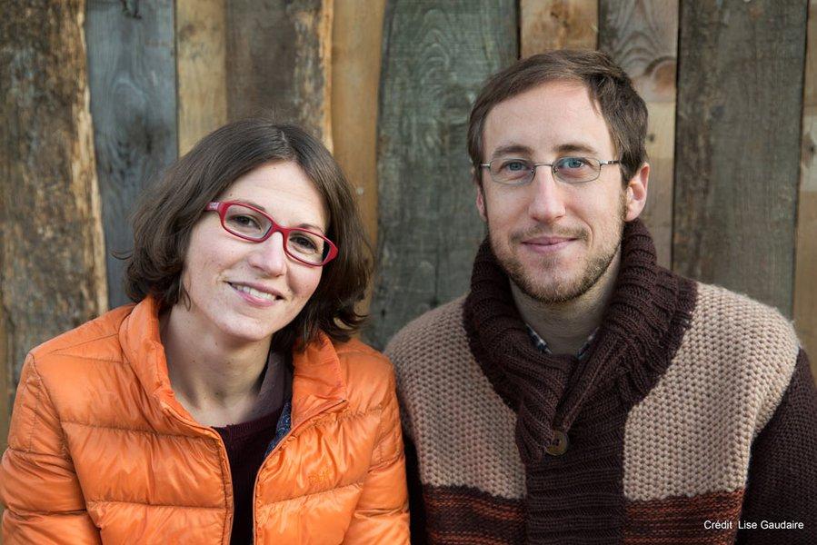 wpcredit Lise Gaudaire portrait Anne Burlot et Glenn Besnard 2-1 KuB