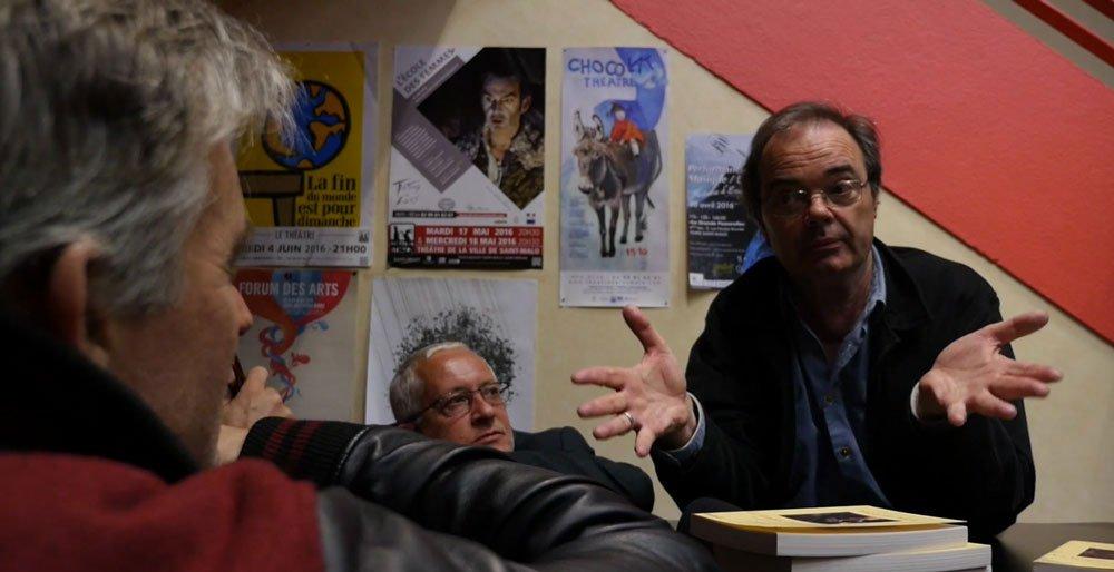 Yvon Le Men Le grand BaZHart KuB
