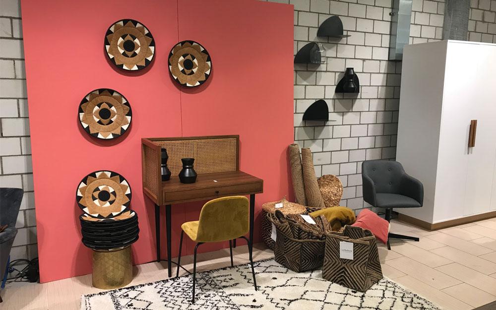 Pop-up store au Sihlcity Urban Center de Zurich