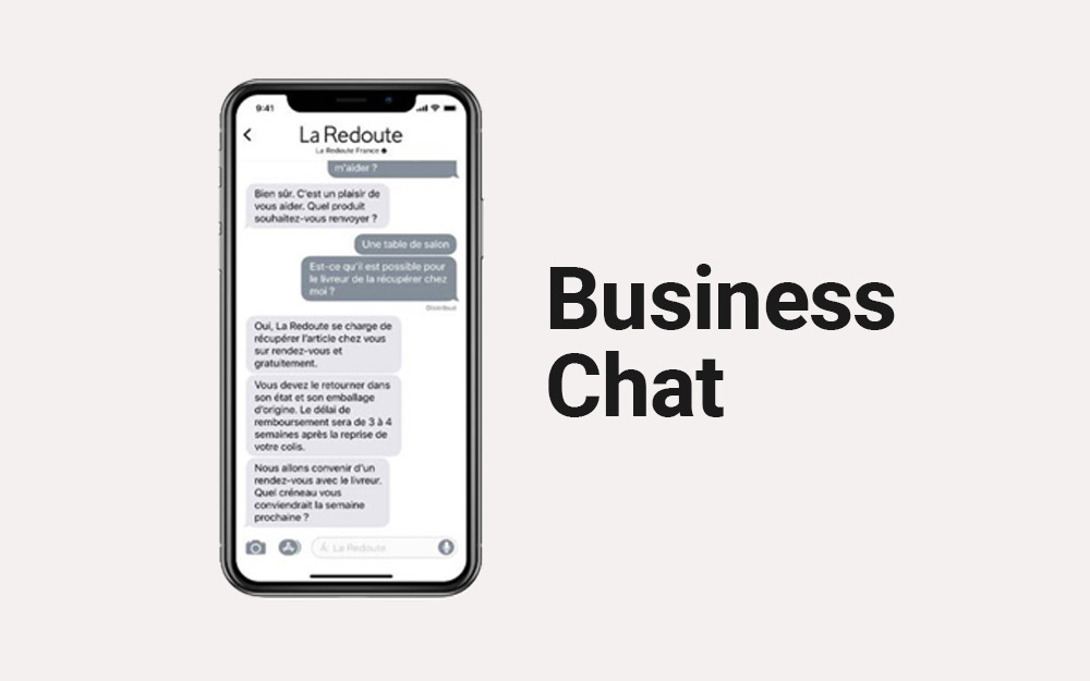 Business Chat