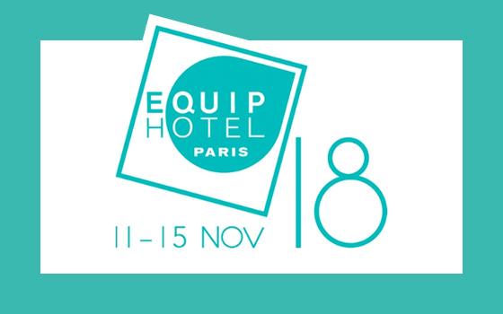 Equip Hotel - 11-15 novembre 2018