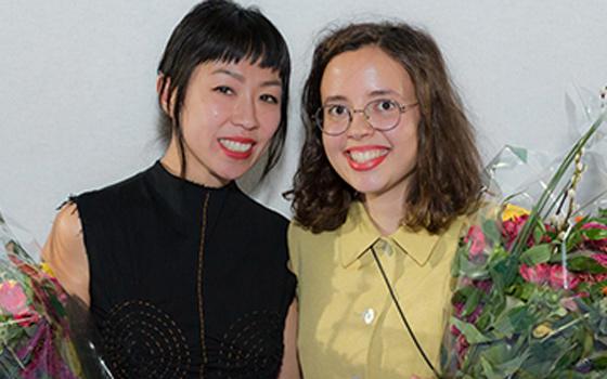 Quynh Bui, lauréate du Prix La Redoute x HEAD
