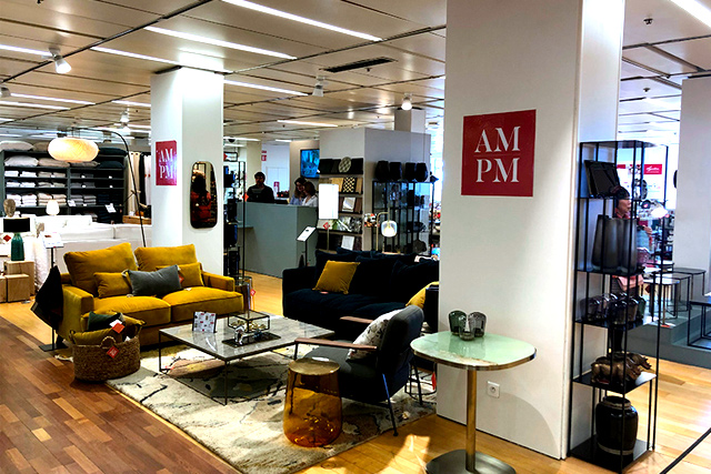 AMPM s'installe à Bordeaux