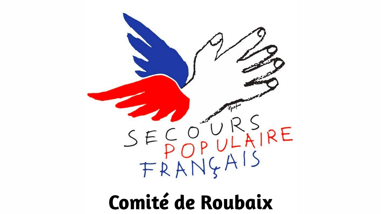La Redoute reverse 26 000 € au Comite de Roubaix du Secours Populaire Français