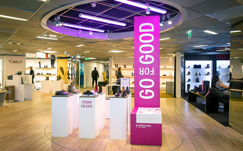 La Redoute rejoint le mouvement Go For Good