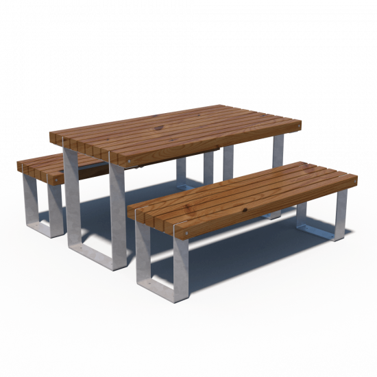 TABLE RUSTIK