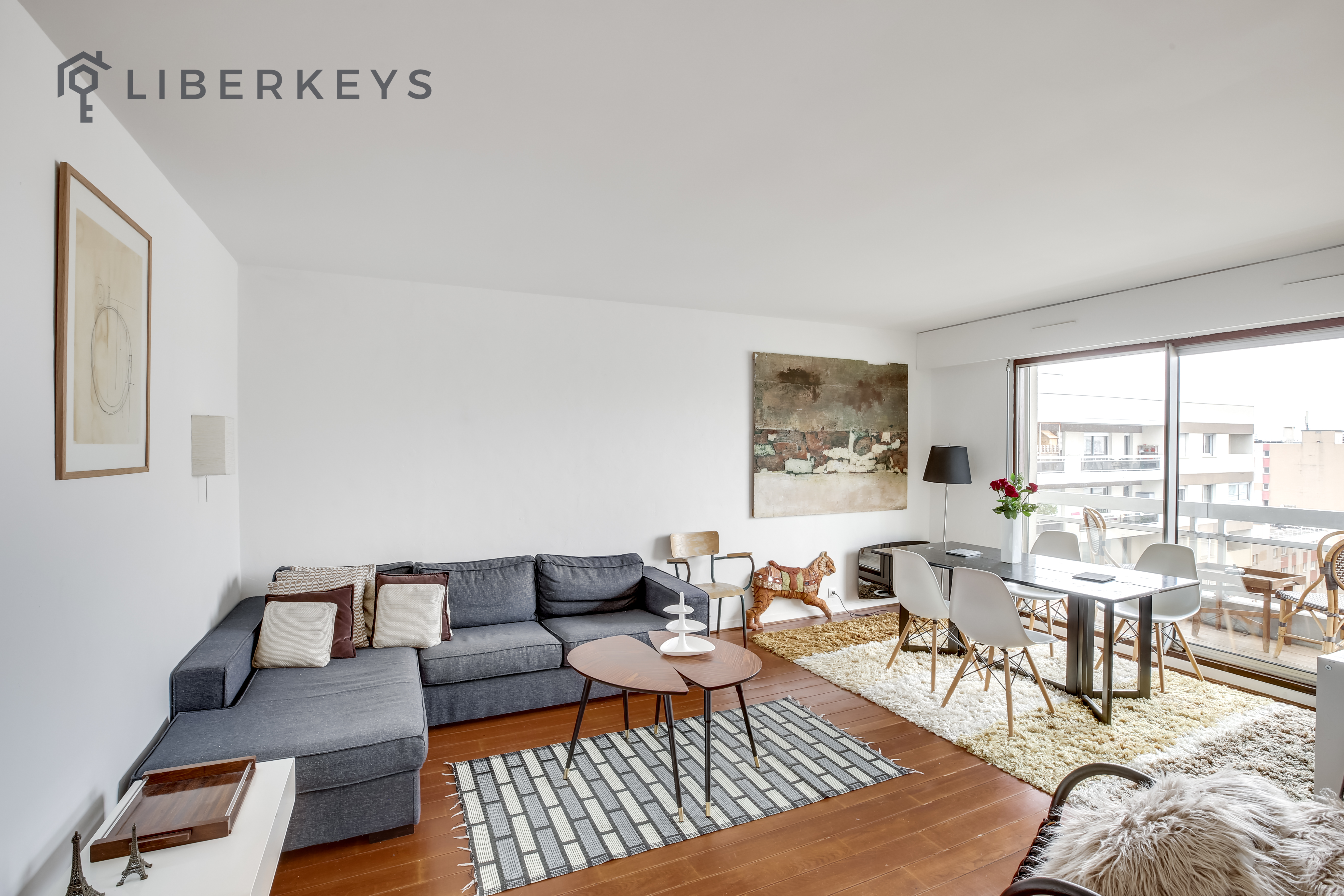 Vente Appartement 3 pièces 60m² 75011 Paris | Liberkeys
