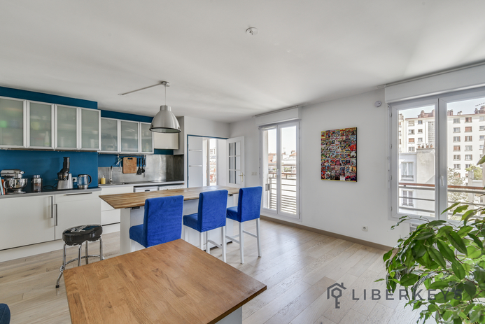 Montrouge Appartement Photo 5