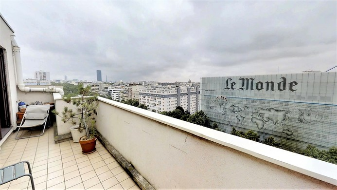 Paris Appartement Photo 9