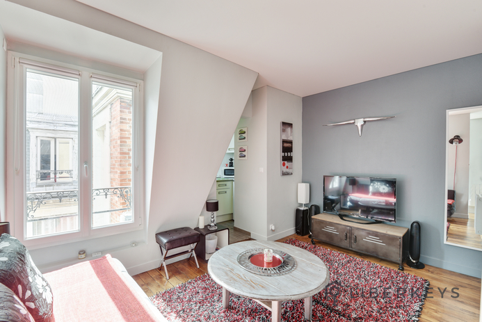 Paris Appartement Photo 3