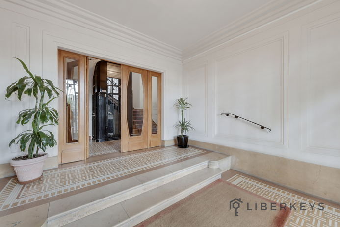 Paris Appartement Photo 1